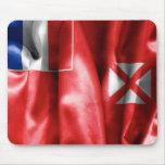 Wallis and Futuna Flag Mouse Pad