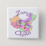 Zunyi China Button