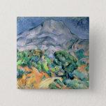 Mont Sainte-Victoire, 1900 Button