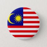 Malaysia High quality Flag Pinback Button
