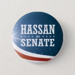 Maggie Hassan 2016 Pinback Button