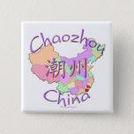 Chaozhou China Pinback Button