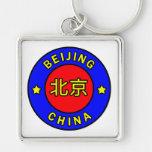 Beijing China Keychain
