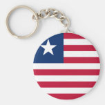 liberia keychain