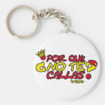 WHY YOU DON'T SHUT UP YOURSELF? KEYCHAIN