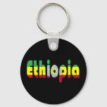 Ethiopia Keychain