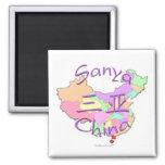 Sanya China Magnet