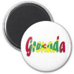 Grenada Flag Magnet