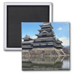 Matsumoto Castle, Matsumoto, Japan Magnet