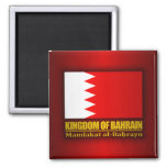 Kingdom of Bahrain Flag Magnet