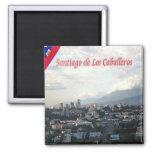DO - Dominican Republic Santiago de los Caballeros Magnet