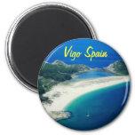 Vigo Spain magnet