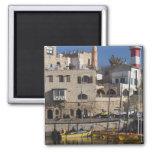Israel, Tel Aviv, Jaffa, Jaffa Old Port Magnet