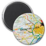 Montpellier, France Magnet