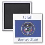 Utah Flag Magnet