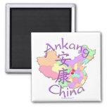 Ankang China Magnet