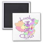 Luohe China Magnet