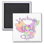 Yinchuan China Magnet