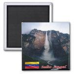 VE - Venezuela - Salto Angel Magnet