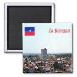 DO - Dominican Republic - La Romana - Skyline Magnet
