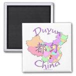 Duyun China Magnet