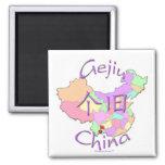 Gejiu China Magnet