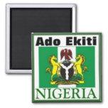 ADO EKITI, NIGERIA(T-Shirt And etc) Magnet