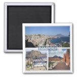 IT * Italy - Napoli - Vesuvio Magnet