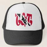 T&T (Trindidad & Tobago) Hat