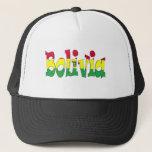 Bolivia Flag Hat