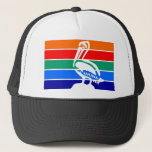 Saint Petersburg city flag  Florida America Trucker Hat