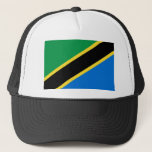 Tanzania Flag Hat