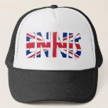Ennis British Flag Mesh Hat