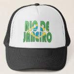 Rio de Janeiro, Brazil Hat