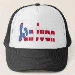 San Juan, Puerto Rico Hat