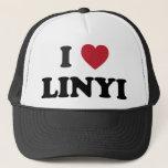 I Heart Linyi China Trucker Hat