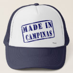 Made in Campinas Trucker Hat