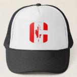 C (Canada) Monogram Hat