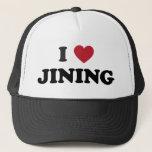 I Heart Jining China Trucker Hat