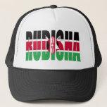 Rudisha Kenyan Flag T-shirt Hats