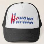 Havana, Cuba Hat