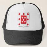 Santiago De Los Caballeros Coat of Arms Trucker Hat