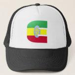 E (Ethiopia) Monogram Flag Hat