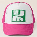 Tochigi Emblem Trucker Hat
