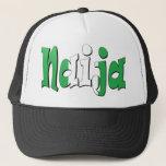 Naija (Nigerian Flag) Hat