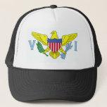 US Virgin Islands Trucker Hat