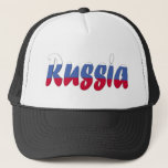 Russia Hat
