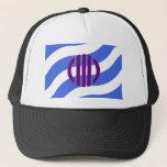 Kakogawa city flag Hyogo prefecture japan symbol Trucker Hat