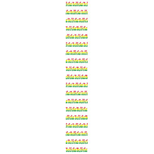 Bolivia Flag Tie