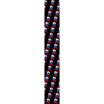R (Russia) Monogram Flag Tie